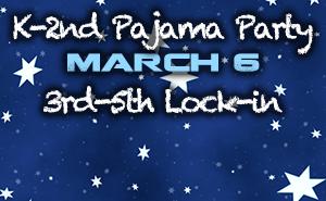 Pajama Party 2015