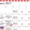 Calendar - 2017-2 February