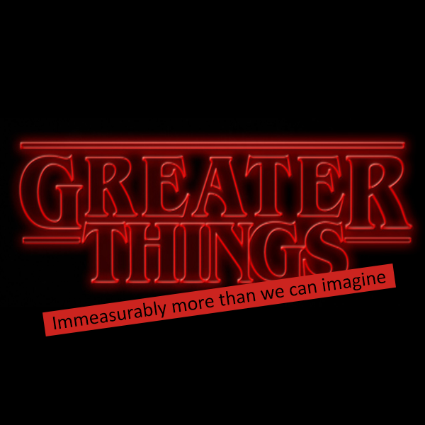 Greater Things — Sermon Series — West Towne Christian Church